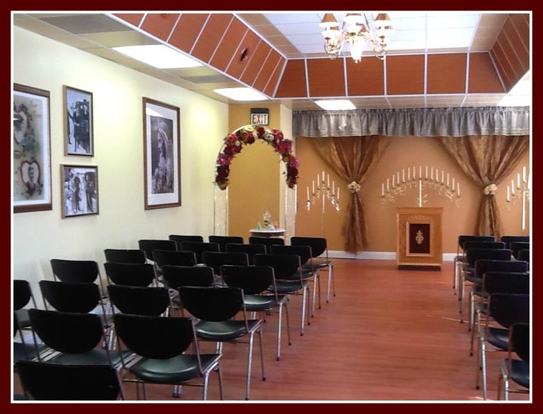 Our Wedding Chapel Can Fit The Needs Of Any Party Visit Grand Page For Pricing Information And Schedule Your Consultation With One